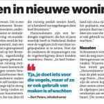 artikel in De Stentor 27 juni 2017